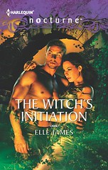 October 16th 2012 by Harlequin                 The Witch's Initiation by Elle James