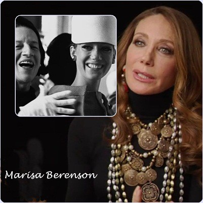 Documental About face (supermodelos entonces y ahora) Marisa Berenson 5