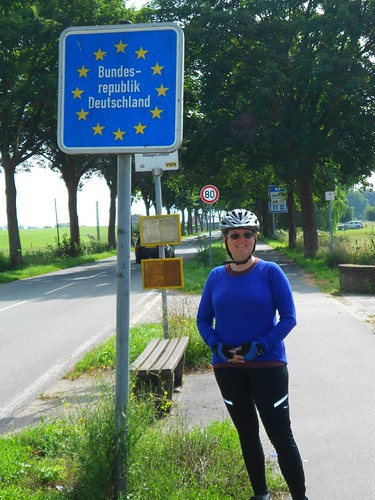 Netherlands/Germany Border