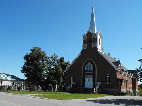 St-Ignace-d'Antioche Catholic Church