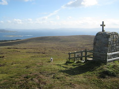 073 30-08-12 HIGHEST POINT ON ARANMORE ISLAND