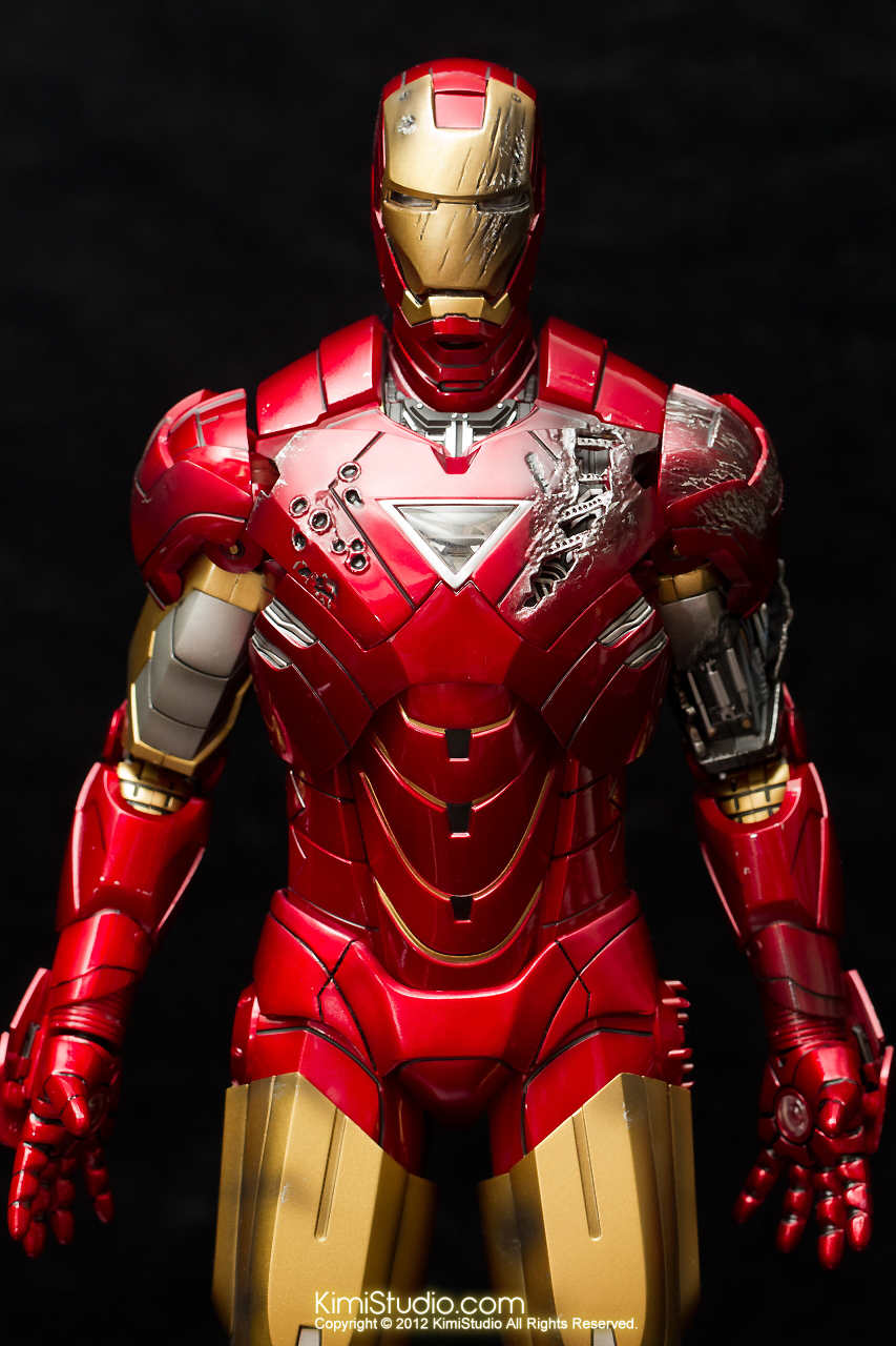 2012.09.01 Hot Toys Iron Man Mark VI-033