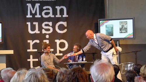 Manuscripta: Joost Conijn, Arjan Peters, Tommy Wieringa