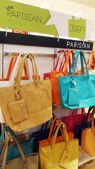 Parisian Totes