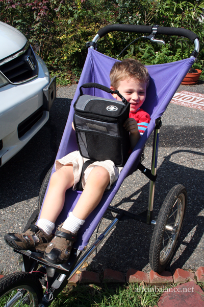 Gift Guide: Mom Runner - Baby Jogger