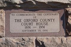 Oxford County Court House (Woodstock, Ontario)