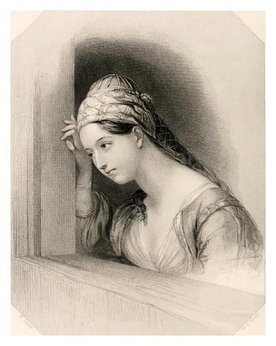017-Medora-The poets' gallery….1861