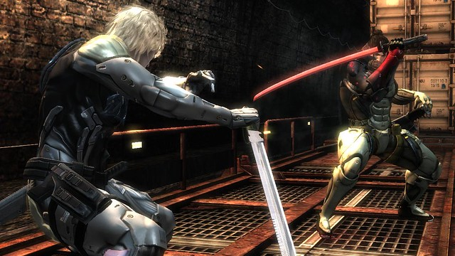 EB EXPO 2012: Metal Gear Rising: Revengeance & Silent Hill: Book of Memories Playable at EBX 2012