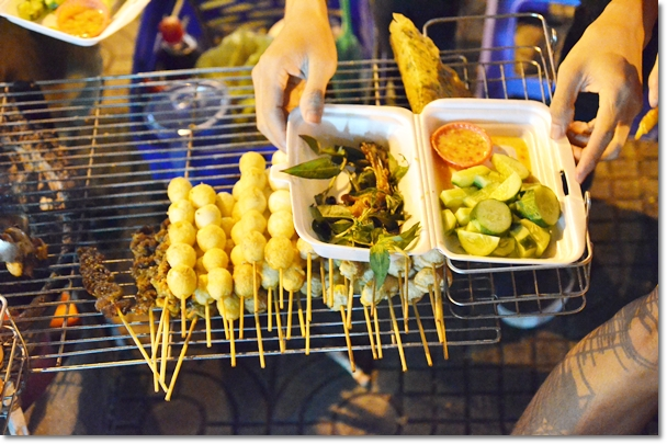 Street Food @ Dalat Market