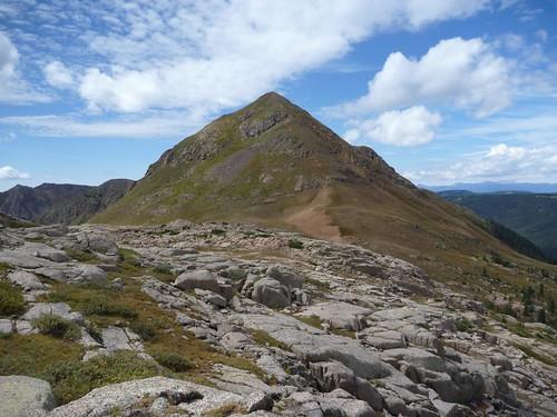 Mt. Sheridan
