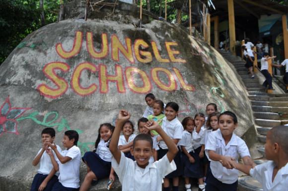 地球の裏側プロジェクト in ホンジュラス ~子供たちに勉強する環境と笑顔を〜_画像01