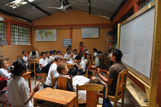 地球の裏側プロジェクト in ホンジュラス ~子供たちに勉強する環境と笑顔を〜_画像04