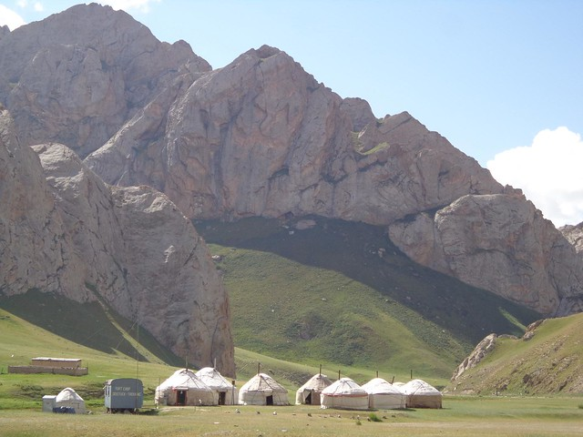 Perfect Yurts Homestays Amp Staggering Landscapes In Kyrgyzstan  Scheduled