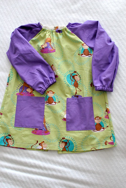Addy's Art Smock