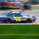 Jimmie Johnson Sprint Cup Champion Lowes Racing