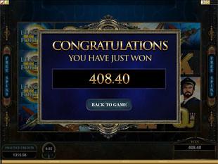 Leagues of Fortune Bonus Prize