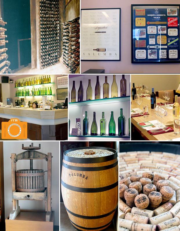 Wine Museum interiors