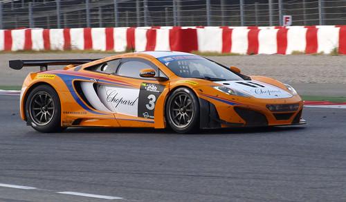 McLaren MP4C – 12 GT3 de Lapidus Racing