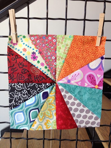 Stash Bee September Block 2