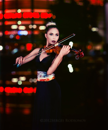 Violin player