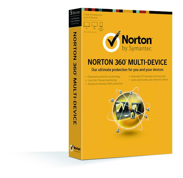 Norton 360 Multi-Device - Box
