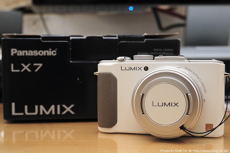 【體驗】迷人大眼睛.Panasonic LUMIX LX7