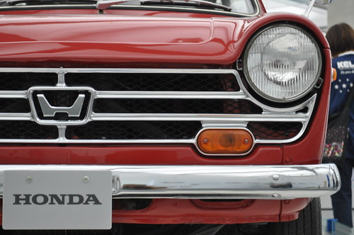1967 HONDA N360