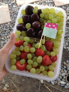 Bento En Route #194: summer fruit snack