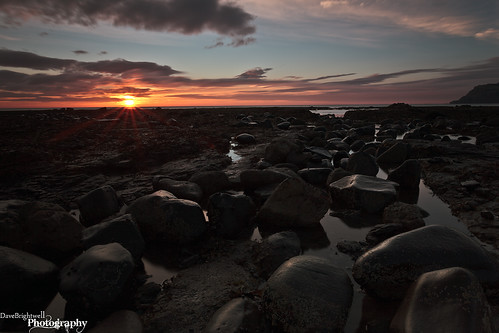 Dark Rocks by Dave Brightwell