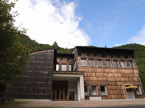 宮滝遺跡の資料を展示する『吉野歴史資料館』@吉野町