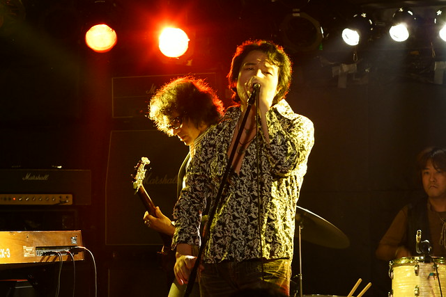 TONS OF SOBS live at Outbreak, Tokyo, 08 Sep 2012. 419