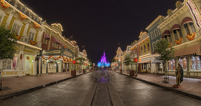 The MAgic Kingdom 9/12/12