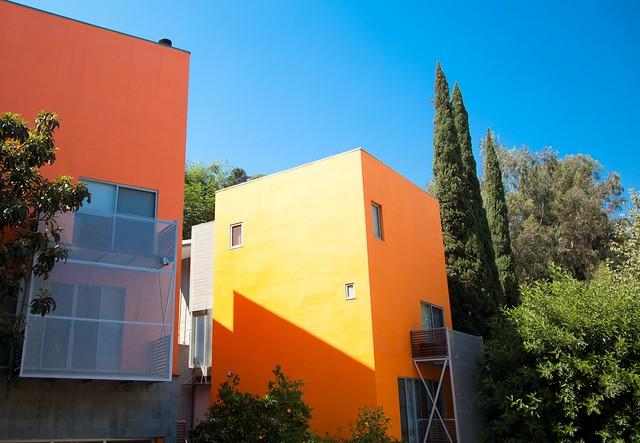 Orange House, LA