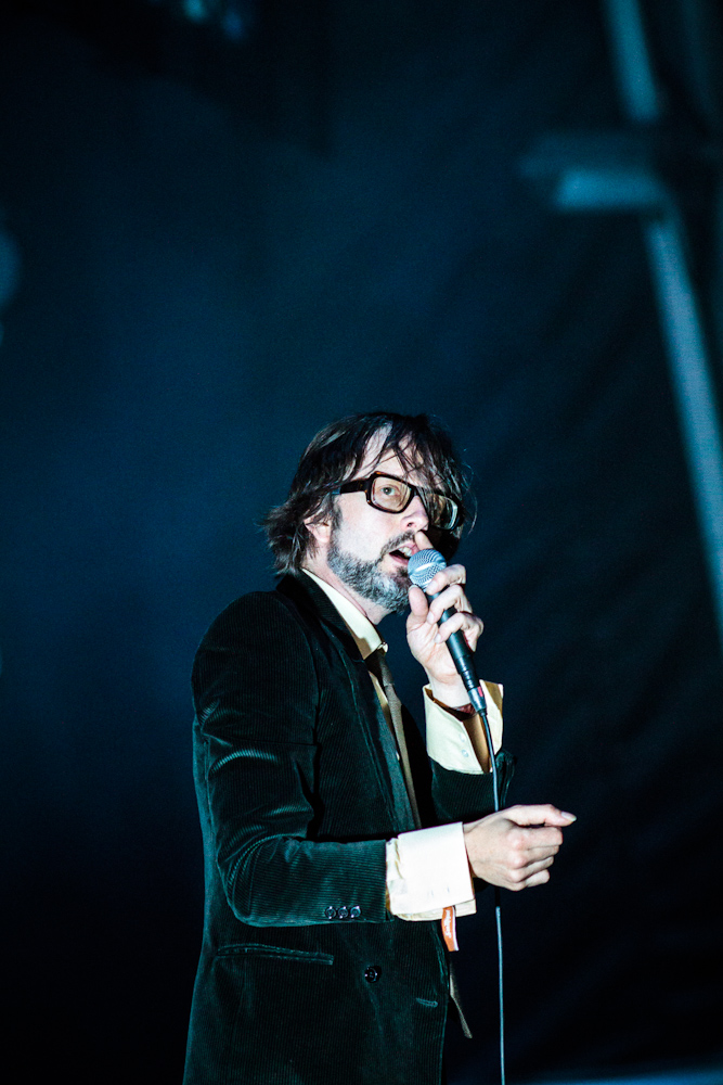 Jarvis Cocker at Primavera Sound 2011