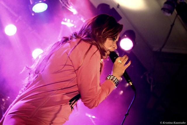Diandra @ Kulttuuriareena 44 (Kuopio) 15.9.2012