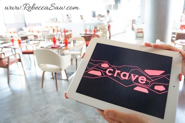 Aloft Bangkok – Sukhumvit 11- Crave - Dining