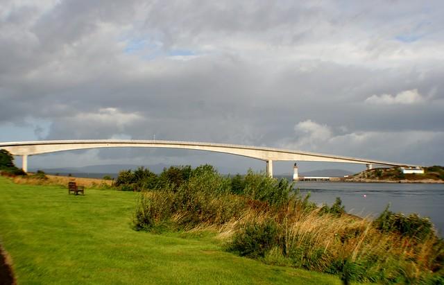 Skye Bridge, Highlands
