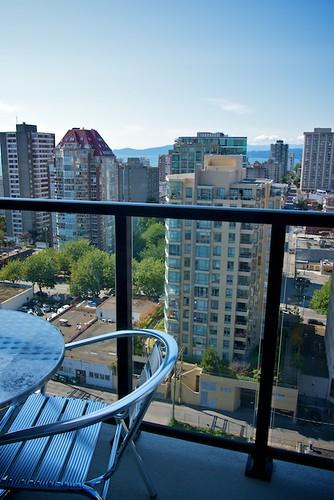 Marriott Residence Inn Vancouver Downtown