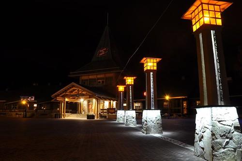 Artic Circle - Rovaniemi 18.09.2012