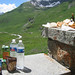 Naturetrek picnic lunch (John East)