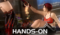 Hands-On: Dead or Alive 5 (Xbox 360)