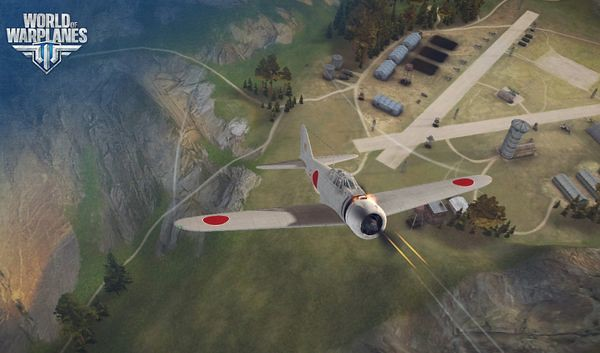 Бета-тест World of Warplanes