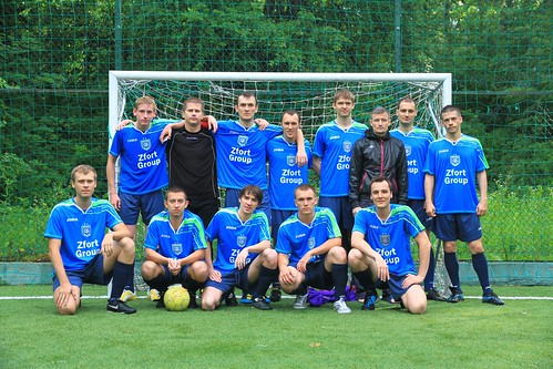 IT League, The Final Game (2012)