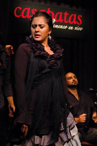 Triana Maciel estará al baile. Foto: Martín Guerrero