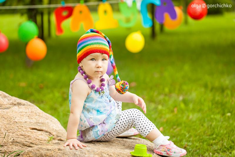 Фотопроект Радуга детства. Детский фотограф Ольга Горчичко