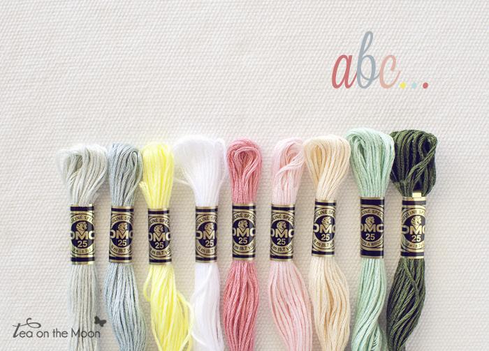 daisy chain abc hilos