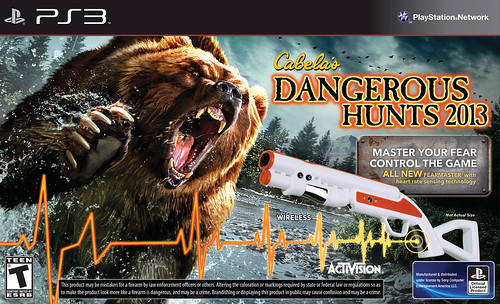 Cabelas DH 2013 PS3 Bundle FOB