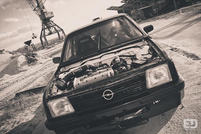 Opel Kadett D - Tuning Club Apatin