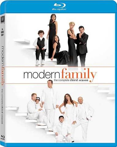 Modern Family Third Season