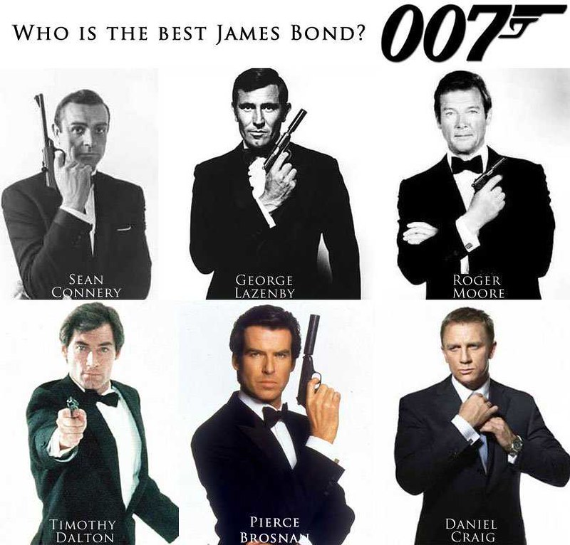 all james bond actors wwwimgkidcom the image kid has it